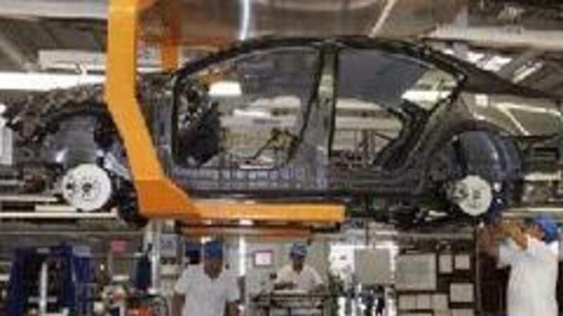 Exportaciones de vehículos a Brasil