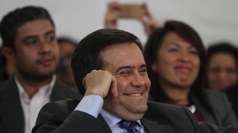 El secretario de Economía, Ildefonso Guajardo Villarreal (Foto: Cuarto Oscuro)