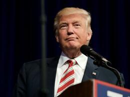 """""""Hemos tenido muy buenas sesiones con México y con el nuevo presidente de México"""" sobre el TLCAN dijo Donald Trump."""