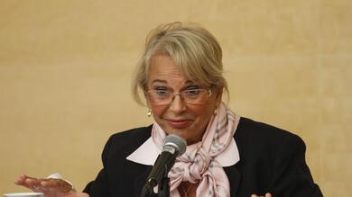 La ex ministra de la SCJN Olga Sánchez Cordero (Foto: CuartoOscuro)