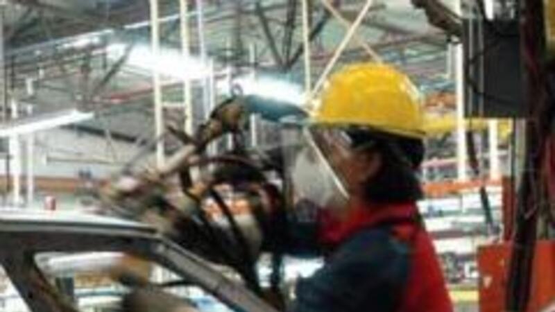 Aumenta el personal contratado en la manufactura IMMEX