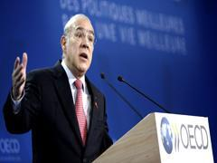 José Ángel Gurría Treviño, secretario general de la OCDE (Foto: Notimex)