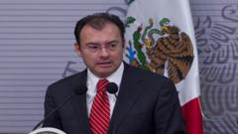 El titular de la SHCP, Luis Videgaray, reconoce que el sistema fiscal del país es inequitativo (Foto: Notimex)