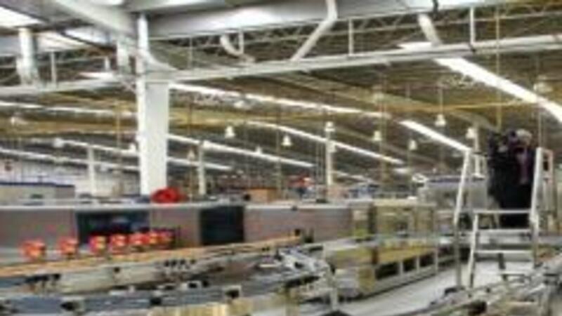 Aumenta la actividad industrial