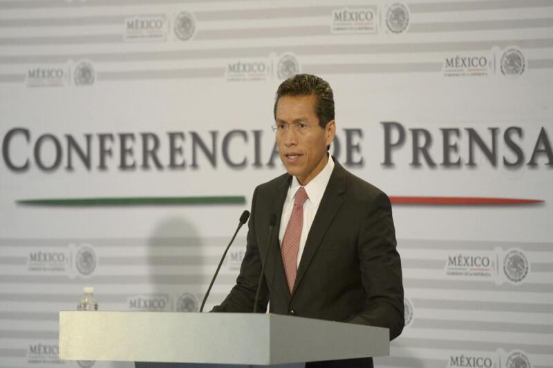 El titular del SAT, Aristóteles Núñez Sánchez (Foto: Cuarto Oscuro)