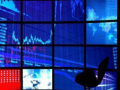 Indicador de la economía con poco crecimiento