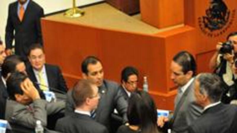 Senado de la República (Foto Notimex)