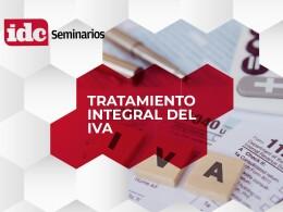 Seminario: Tratamiento Integral del IVA