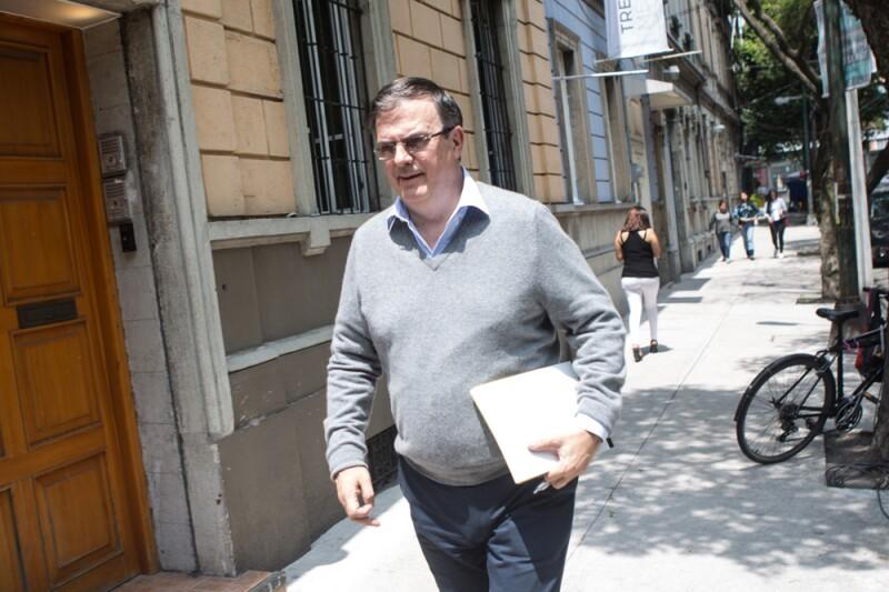 Marcelo Ebrard es uno de los hombres más cercanos del virtual ganador de la elección presidencial, Andrés Manuel López Obrador.