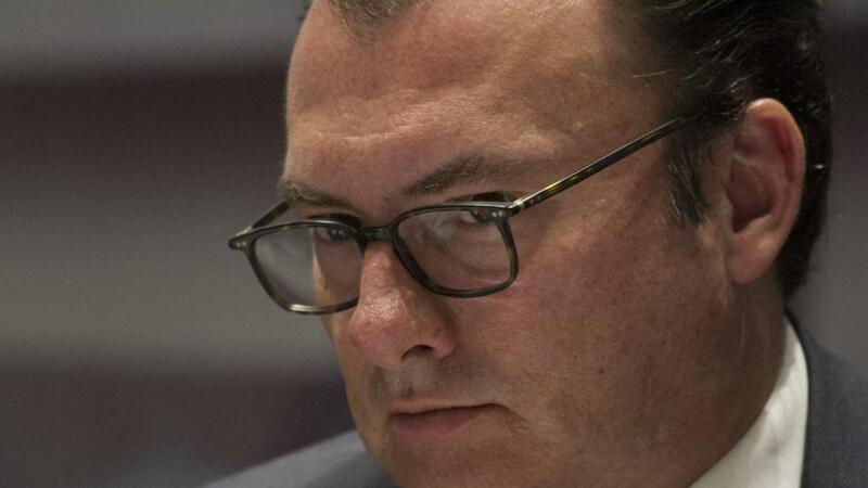 El Secretario de Hacienda, Luis Videgaray (Foto: Cuarto Oscuro)