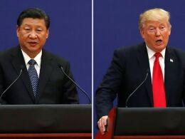Xi Jinping, presidente de China y su homólogo Donald Trump han tenido conflictos por el comercio exterior en los últimos meses.