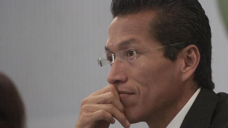 El Jefe del SAT, Aristóteles Núñez Sánchez (Foto: Cuartoscuro)