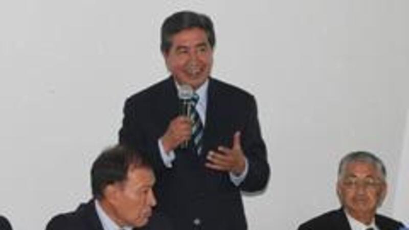 El titular de la Profedet Luis Rivera Montes de Oca (Foto Comunicación Social de la STPS)