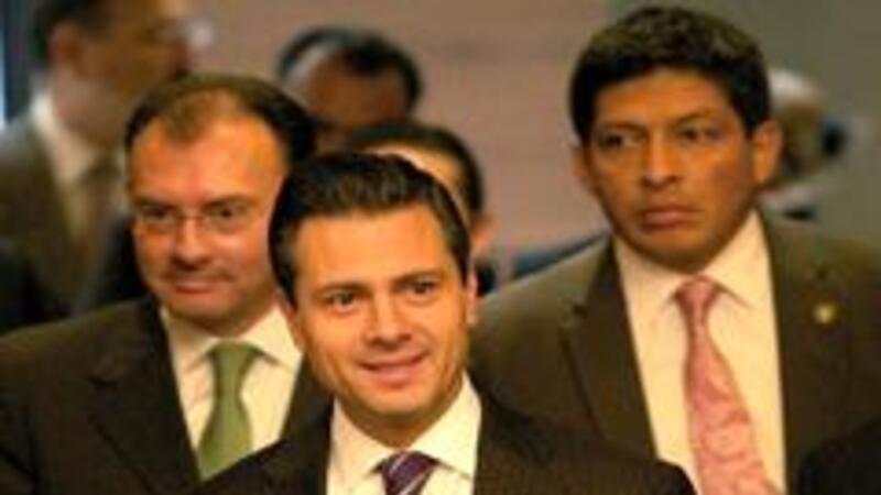 El mandatario mexicano pospuso la presentación de la reforma financiera (Foto: Notimex)