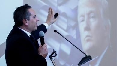 Moisés Kalach, jefe para las Negociaciones del TLCAN del Sector privado en México.