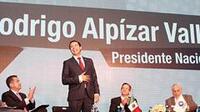 Rodrigo Alpízar Vallejo, presidente de la Canacintra (Foto: Comunicación Social Canacintra)