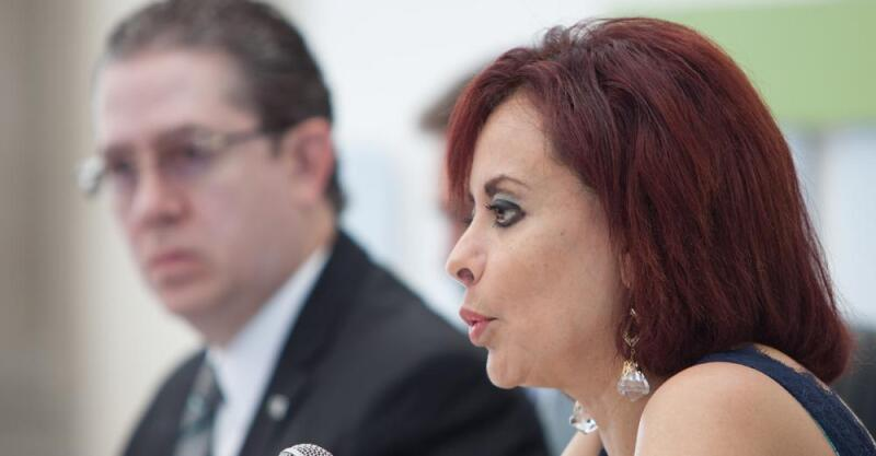iana Bernal Ladrón de Guevara, de la Prodecon. (Foto: Cuartoscuro)