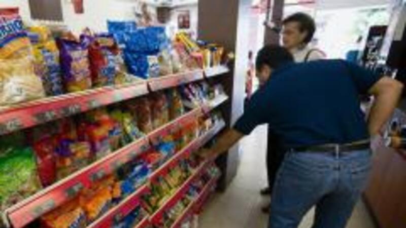 Dicen que el gravar la comida chatarra aminorará la obesidad en México (foto: Adán Gutiérrez/Expansión)