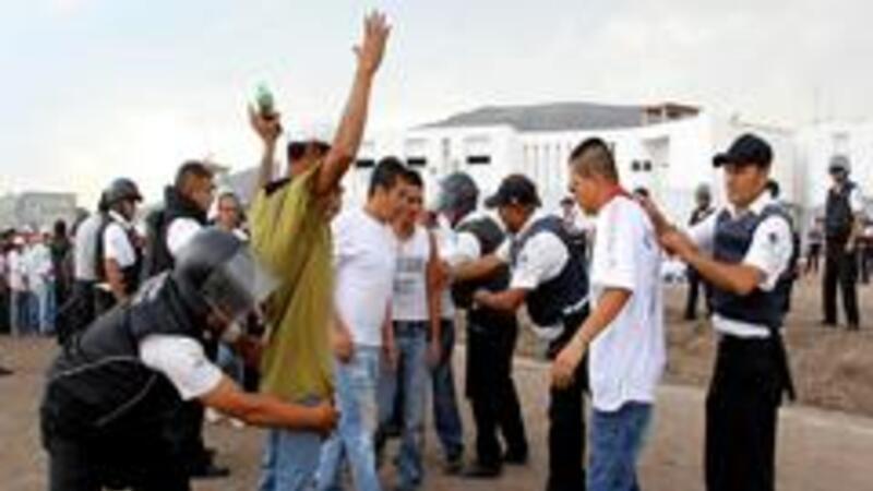 Código penal único para que todos los delitos se castiguen de la misma forma en el país (Foto: Notimex)
