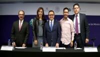 El anuncio de la fecha de la Semana Nacional del Emprendedor fue realizado por el Secretario de Economía, Ildefonso Guajardo, y el Presidente del Instituto Nacional del Emprendedor, Alejandro Delgado.