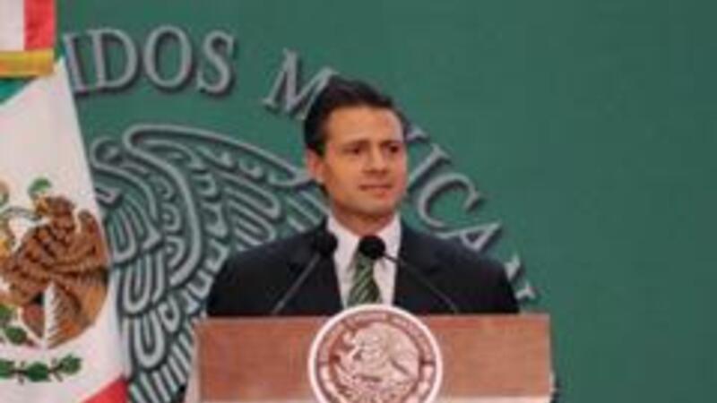 Enrique Peña Nieto, Presidente de México (Foto: Presidencia de la República)