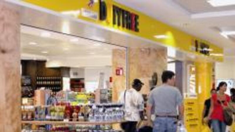 Aprovecha las tiendas Duty free