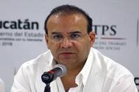 Alfonso Navarrete Prida, titular de la Secretaría del Trabajo y Previsión Social (Foto Notimex)