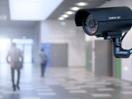 Las cámaras de videovigilancia han permitido crear medidas de seguridad para que las empresas no sufran robos.