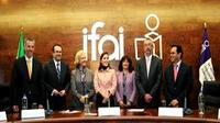 El pleno del IFAI (Foto: Prensa IFAI)