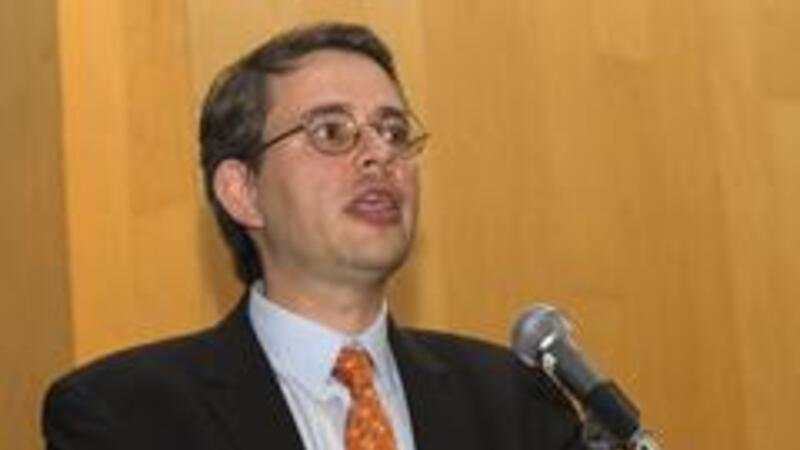 Miguel Messmacher, subsecretario de Ingresos de la Secretaría de Hacienda y Crédito Público (Foto: Notimex)