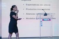 Marcela Calderón de KPMG.
