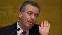 Alejandro Díaz de León, gobernador del Banco de México indicó que el banco central está pendiente de la elección presidencial.