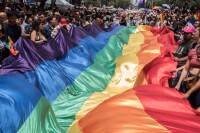 El pasado 23 de junio se realizó la marcha de la LGBTTTI en la Ciudad de México.