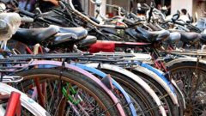 Entre el 0.4 y el 10% de la población utiliza como medio de transporte las bicicletas