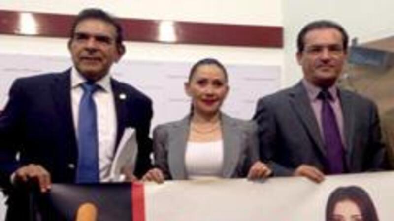Legisladores panistas promueven incremento al gravamen del tabaco (Foto: Twitter de la diputada Leslie Pantoja)