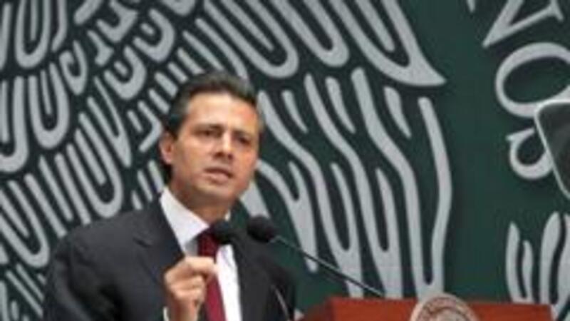 El presidente, Enrique Peña Nieto (Foto: Presidencia de la República)